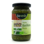 Bazalkové pesto 125ml BioVerede