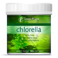 Chlorella tablety 250g Green Power