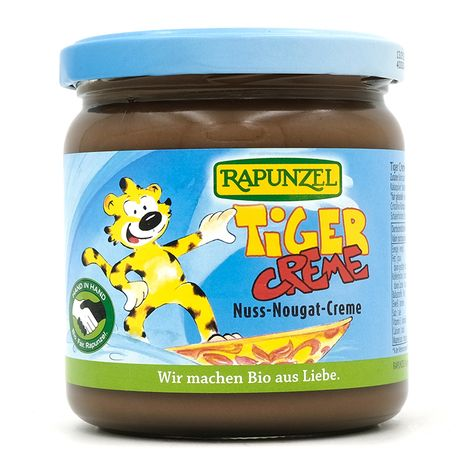 Tiger nátierka fairtrade 400g Rapunzel